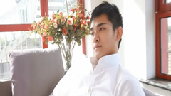 Handsome Chinese Model