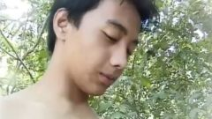 Gay Asian Men Fuck In A Jungle. Hot Fuck!!! Video