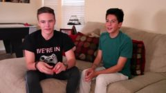 Straight Guy Asks Gay Guy To Prom