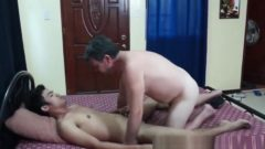 Cocksucking Daddy Doggy Styling Asian Twink