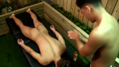 Asian Hunk Massage Service